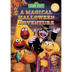 A Magical Halloween Adventure DVD