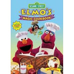 Elmo's Magic Cookbook DVD