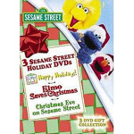 Happy Holidays From Sesame Street! (3 DVD Gift Set)