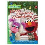 Elmo's Christmas Countdown DVD