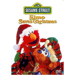 Elmo Saves Christmas DVD