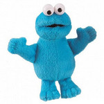 Cookie Monster 5.5 Inch Mini Plush
