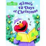 Elmo's 12 Days Of Christmas Book