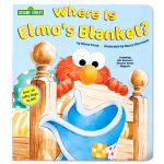 Where Is Elmo's Blanket? Book