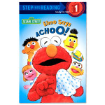 Elmo Says Achoo! Book