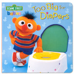 Too Big For Diapers Book