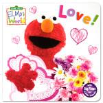 Elmo's World: Love! Book