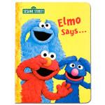 Elmo Says Book