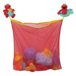 Elmo Bath Toy Organizer