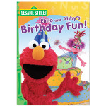 Elmo And Abby's Birthday Fun! DVD