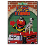Elmo Visits The Firehouse DVD