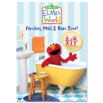 Elmo's World: Families, Mail & Bath Time! DVD