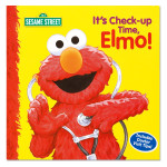It's Check-up Time, Elmo! Book
