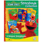 Storybook Collection: 4 Shaped Storybooks