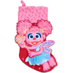 Abby Cadabby Applique Stocking