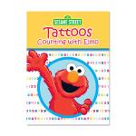 Counting w/ Elmo Tattoo Book