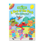 Sesame Street Day At The Park Sticker Activity Book