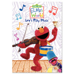 Elmo's World: Let's Play Music DVD