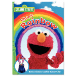 Elmo's Rainbow & Other Springtime Stories DVD