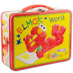 Elmo's World Tin Lunch Box