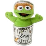 Oscar the Grouch Beanbag Plush