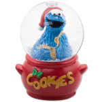 Cookie Monster Mini Snowglobe