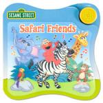 Elmo Safari Friends Book
