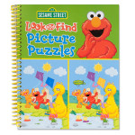 Look and Find Picture Puzzles Book