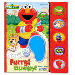 Soft! Furry! Bumpy! A Touch, Hear, and Learn with Elmo Book