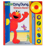 Ding Dong, Elmo's Here! Book