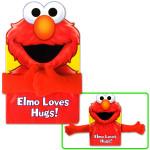 Elmo Loves Hugs! Book
