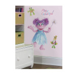 Abby Peel and Stick Wall Decal