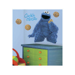Cookie Monster Peel and Stick Wall Decal