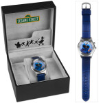 Sesame Street Cookie Monster Light-Up Watch