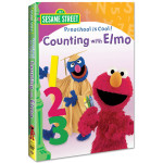 Preschool is Cool: Counting w/Elmo DVD