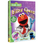 'Elmo&Friends: The Letter Quest' DVD