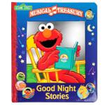 Elmo Musical Good Night Stories Book