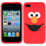 Elmo iPhone 4 Silicone Case