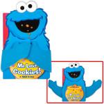 Cookie Monster Me Love Cookies Hugs Book