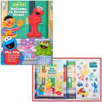 Welcome to Sesame Street Board Book