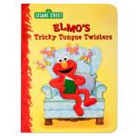 Sesame Street Elmos Tricky Tongue Twisters Book