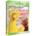 Big Bird's Wish DVD