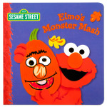 Elmo's Monster Mash Book