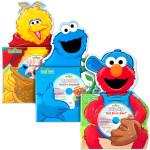 Sesame Street Lap Books Set