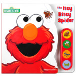 Elmo's The Itsy Bitsy Spider Book