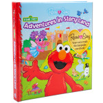 Sesame Street Adventures in Story Land Book