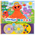 Sesame Street I Can Make Words Book