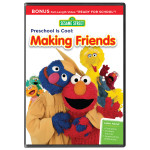 Sesame Street: Preschool Is Cool: Making Friends DVD