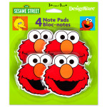 Elmos Party Notepads