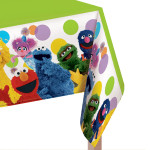 Elmos Party Tablecover
